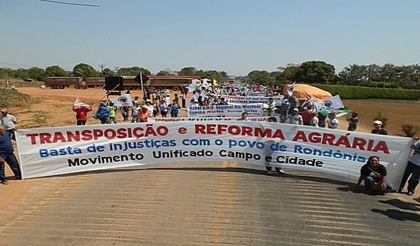 17 dos 50 assassinatos em conflitos agrários no país, aconteceram em Rondônia