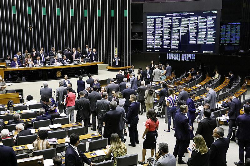 Congressistas esperam aprovar a reforma tributária, possível foco do primeiro semestre de 2020