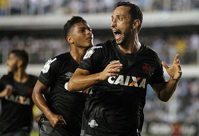 Nenê e Evander marcaram os gols da vitória sobre o Santos