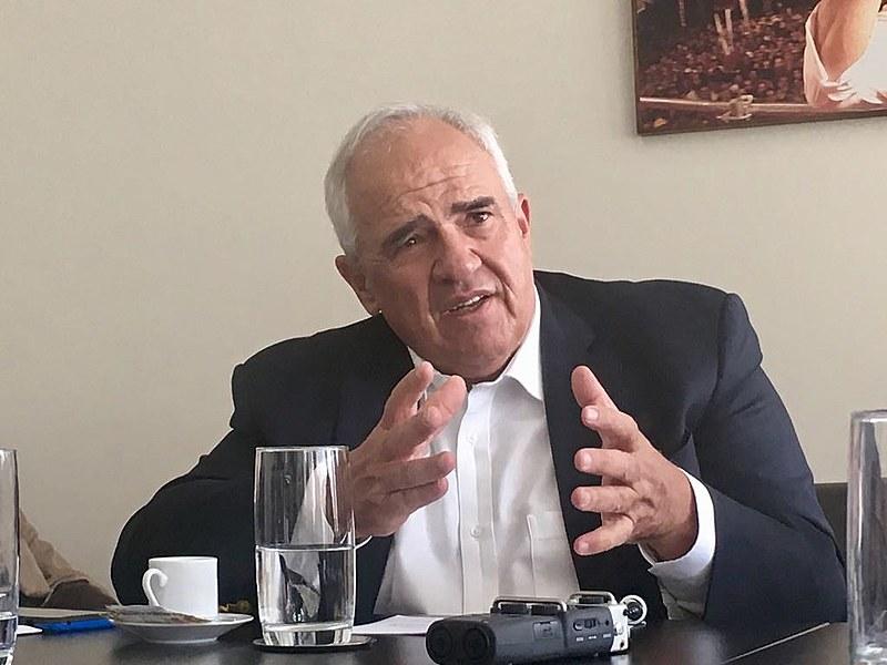 Ernesto Samper foi secretário-geral da Unasul entre 2014 e 2017
