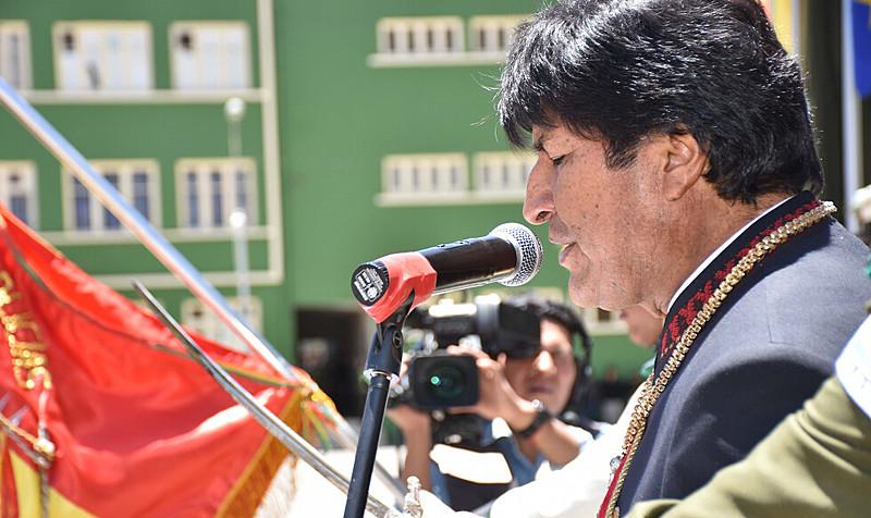 TSE da Bolívia liberou Evo para disputar eleições primárias de janeiro