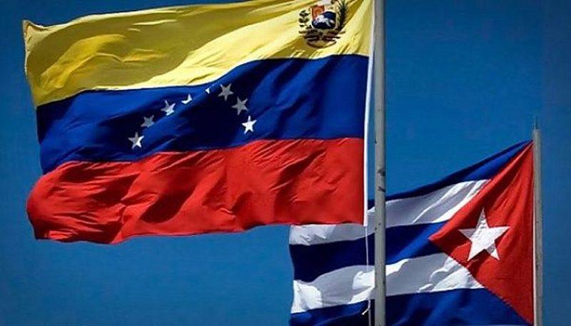 O governo cubano se posiciona em total apoio ao presidente venezuelano, Nicolás Maduro