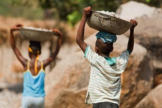 Na América Latina, 26% da mão de obra nos elos iniciais das cadeias produtivas é formada por crianças e adolescentes