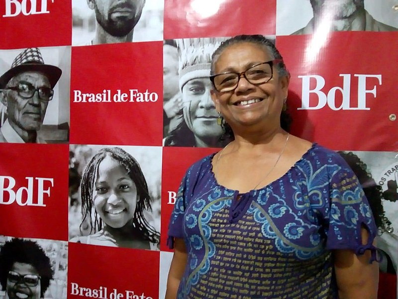 Luiza Batista os desafios e as conquistas dos trabalhadores e das trabalhadoras domésticas