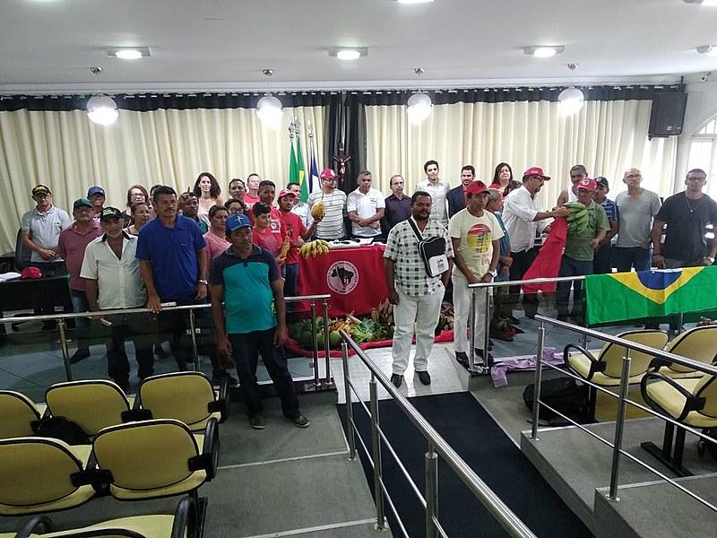 Movimentos sociais, parlamentares e agricultores rurais participaram da audiência pública em João Câmara/RN