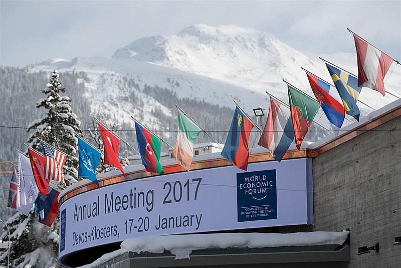 Rodrigo Janot, então Procurador-Geral da República, foi um dos convidados do Fórum Econômico Mundial, na Suíça
