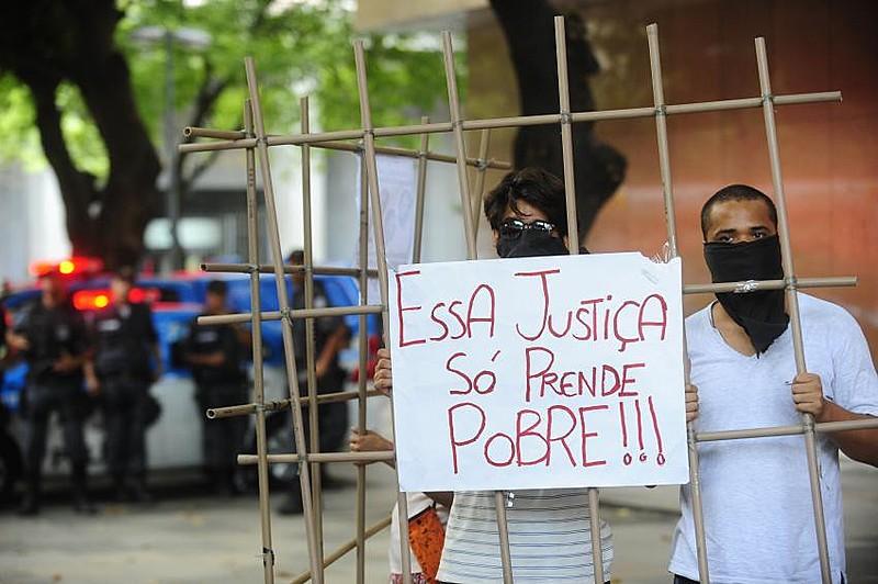 Pesquisa sobre o perfil dos juizes mostra contraste com o da população carcerária brasileira