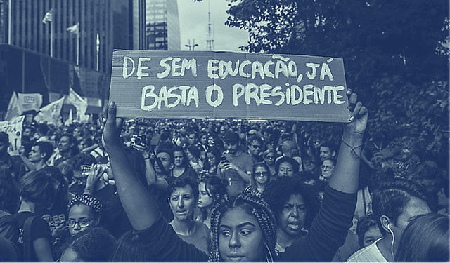 Conservative education policies under Bolsonaro have galvanized demonstrations across Brazil in 2019
