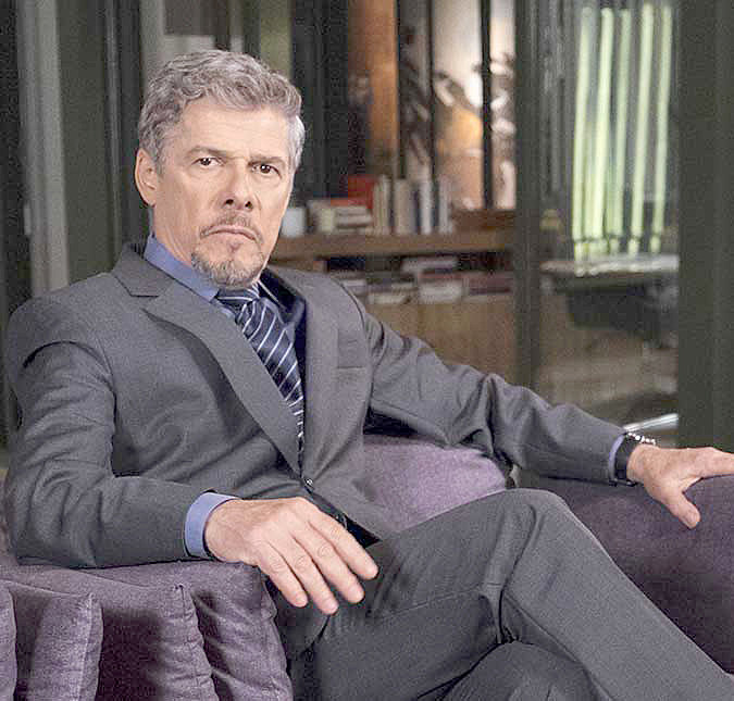 José Mayer foi autor de agressão sexual contra uma funcionária da emissora em que trabalha, a Rede Globo