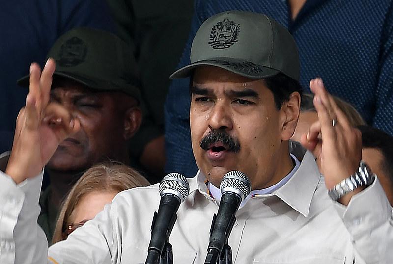 Governo Maduro acena com possível reabertura da fronteira com Brasil