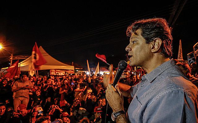 Ex-ministro da Educação conversou com o Brasil de Fato enquanto se preparava para participar dos atos de 1º de maio