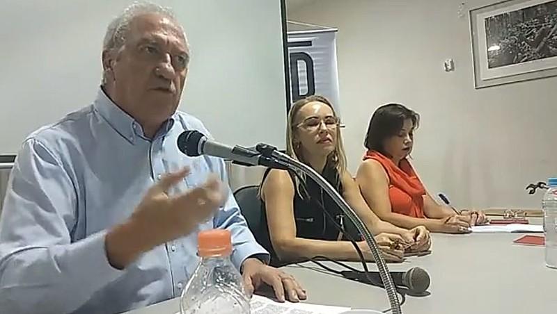 Mesa de discussão foi transmitida pela ABJD nas redes sociais