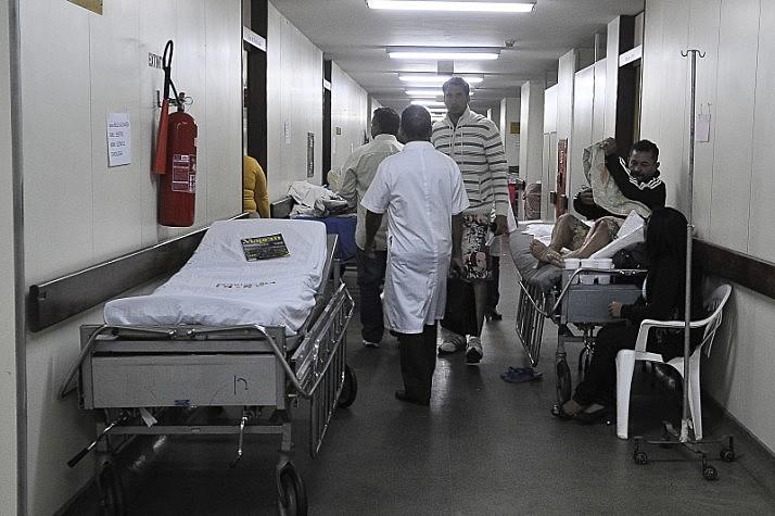 Seis unidades hospitalares ou de saúde foram alvo da auditoria