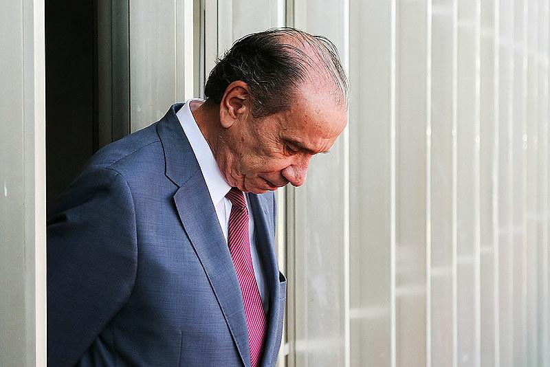 O ministro de Relações Exteriores do Brasil, Aloysio Nunes Ferreira, chegaria ao Cairo nessa quarta-feira (07)