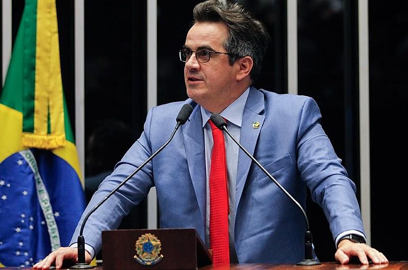 Senador Ciro Nogueira (PI), rincipal articulador da cooptação do centrão pelo governo