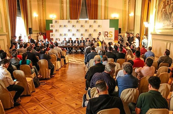 Reunião no Palácio Piratini colocou a seca em pauta e ampliou a participação para segmentos antes excluídos do grupo de trabalho