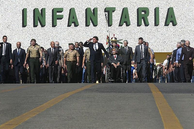 """""""Nossa nação foi a única que não puniu os militares pelos seus crimes"""""""