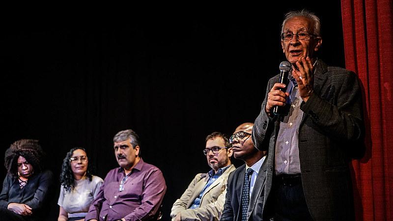 Iniciativa do projeto Usina de Valores, do Instituto Vladimir Herzog, reuniu religiosos, intelectuais e ativistas em direitos humanos