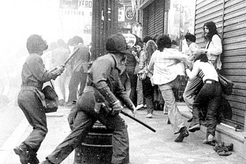 1.531 pessoas foram presas somente em Minas Gerais