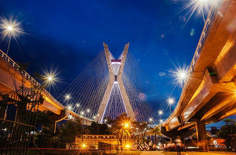 Cidade de São Paulo completou 465 anos na última sexta-feira (25)