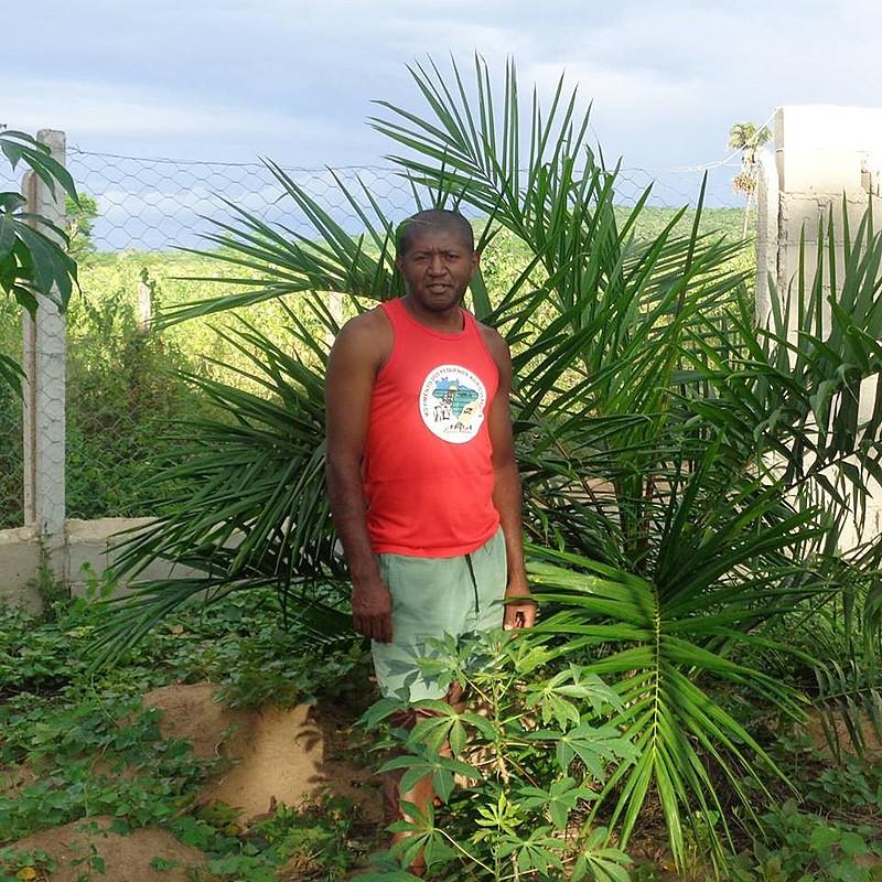 Júnior, como era conhecido, foi uma lutador incansável e defensor da agroecologia.