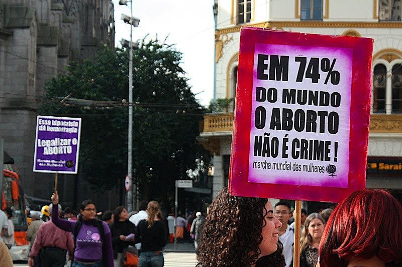 Data da mobilização feminina existe desde 1990