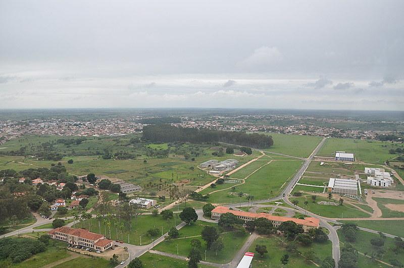 Campus da Universidade Federal do Recôncavo Baiano, criada no governo Lula, foi a primeira a ter reitor negro.
