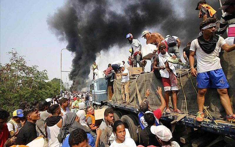 Venezuela aparece no 64º lugar entre os países com risco de crise humanitária