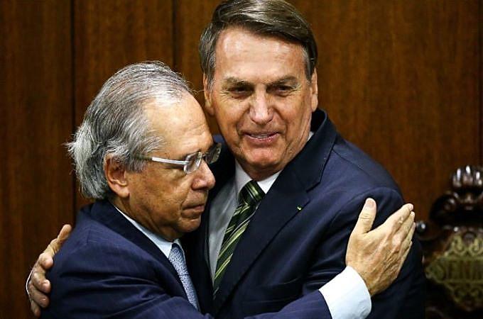 Riquezas do Brasil estão sendo roubadas, como no passado nos roubaram o ouro para financiar o desenvolvimento da Europa