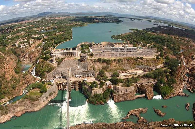 Chesf produz energia principalmente a partir de hidrelétricas instaladas no rio São Francisco