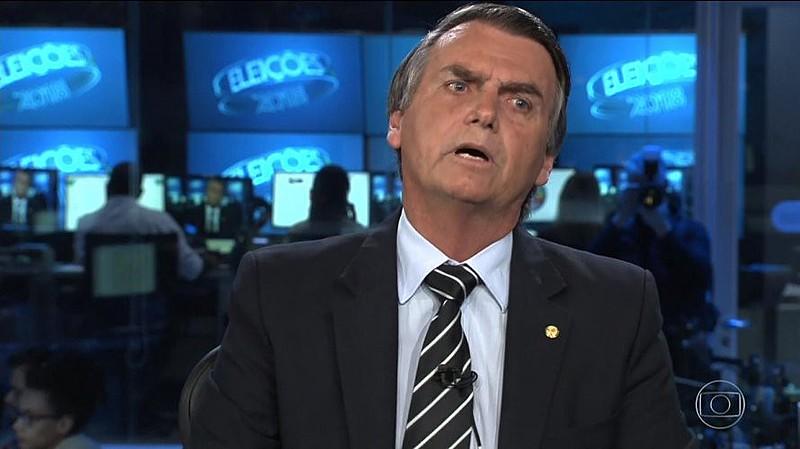 A Rede Globo de Televisão  é a mesma que fornece farto material de distribuição nos grupos do bolsonarismo