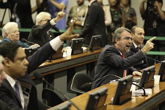 """El llamado """"Distritão"""" es uno de los puntos más polémicos en el debate de la reforma política"""