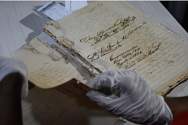 Documentos trazem inúmeros fatos políticos e históricos