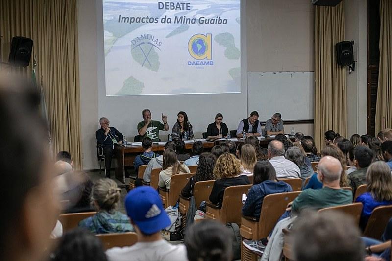 Debate diz respeito à vida de aproximadamente 4,3 milhões de pessoas que vivem ma região metropolitana de Porto Alegre