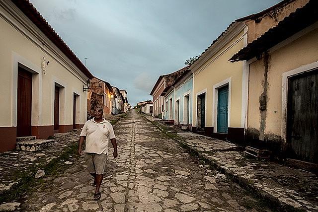 A cidade de Alcântara, na região metropolitana de São Luís, concentra 156 comunidades quilombolas