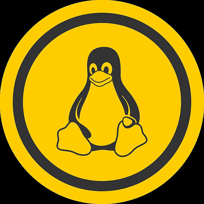 """O pinguim """"Tux"""" é a mascote do sistema operativo Linux"""