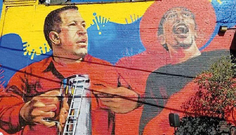 Chávez e seu governo se converteram na vanguarda da revolução contra o neoliberalismo a partir do controle estratégico do petróleo