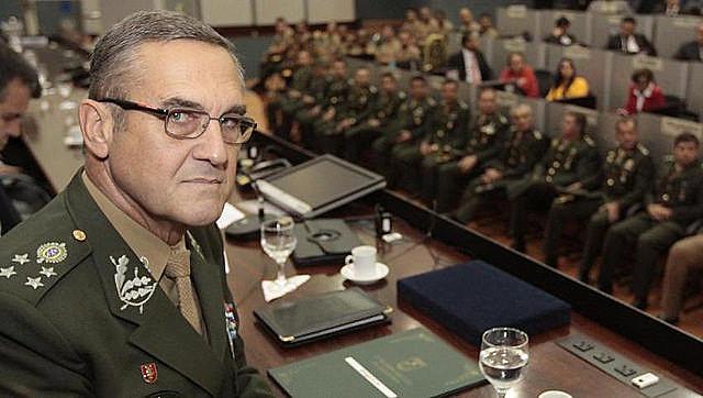 General Eduardo Villas Boas, a commander of Brazil's Army