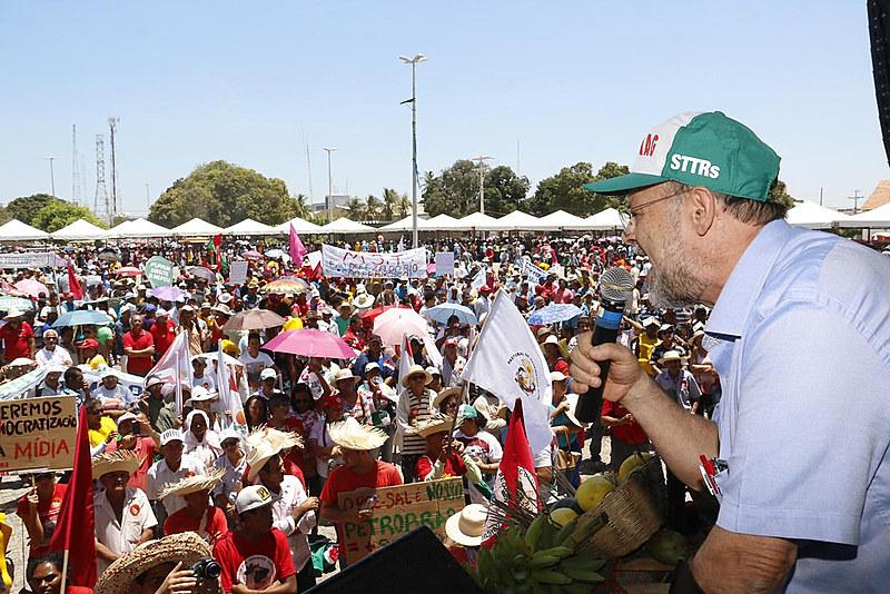 A proposta é relacionar democracia e políticas de convivência com o Semiárido, como outras mobilizações que já aconteceram na região