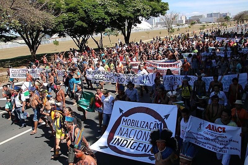 O movimento deve lembrar ainda os casos de violência contra os povos das etnias Guarani-Kaiowá no Mato Grosso do Sul, que semana passada sofreram dois despejos