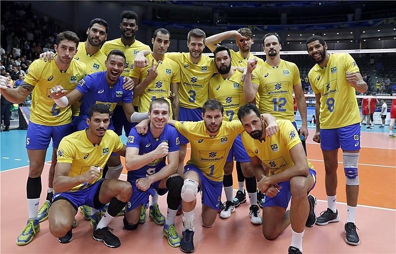 Seleção brasileira de Vôlei se prepara para Liga das Nações