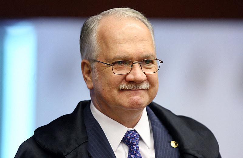Ministro Edson Fachin, relator do habeas corpus do ex-presidente Lula