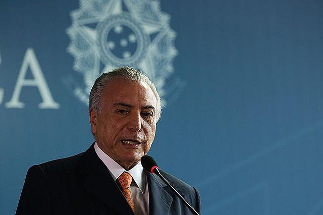 Michel Temer e o presidente da Câmara dos Deputados, Rodrigo Maia, vão ter que prestar informações sobre a reforma da previdência
