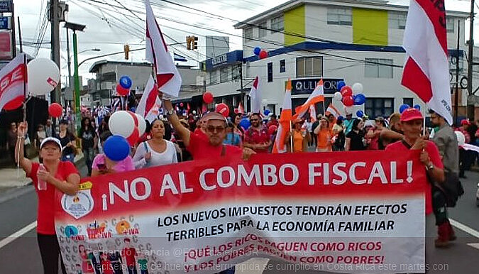 Durante três semanas seguidas, sindicatos convocam para grandes manifestações