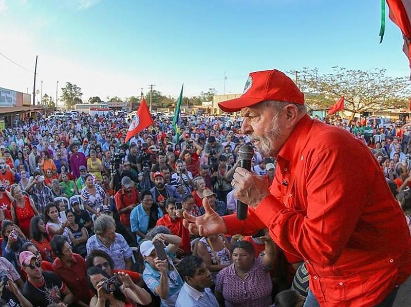 Lula será julgado em Porto Alegre em 24 de janeiro