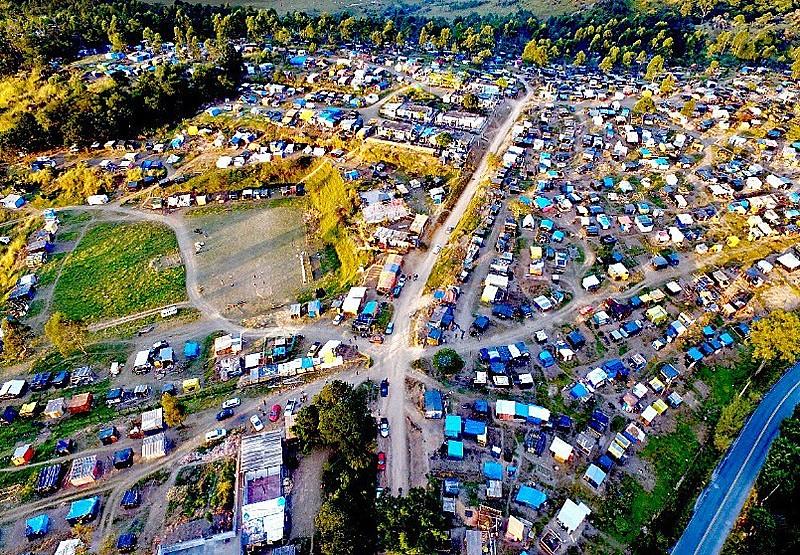 O acampamento Marielle Vive está produzindo alimentos em Valinhos desde abril de 2018