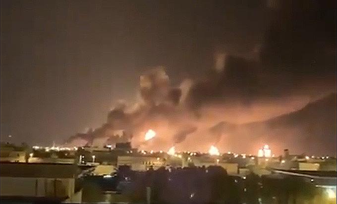 Maior refinaria saudita foi atacada por drones no dia 14 de setembro