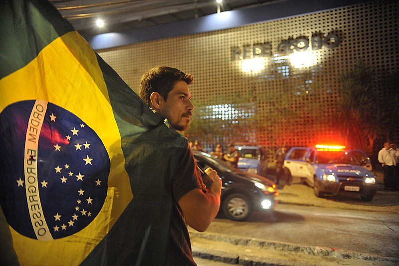 Para a família Marinho, as empresas estatais são a razão de haver corrupção