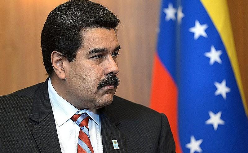 Nicolás Maduro Moros, presidente da Venezuela