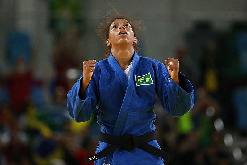 44% das delegações de atletas são compostas por mulheres
